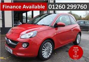 Picture of 2014 VAUXHALL ADAM 1.2 GLAM 3DR For Sale
