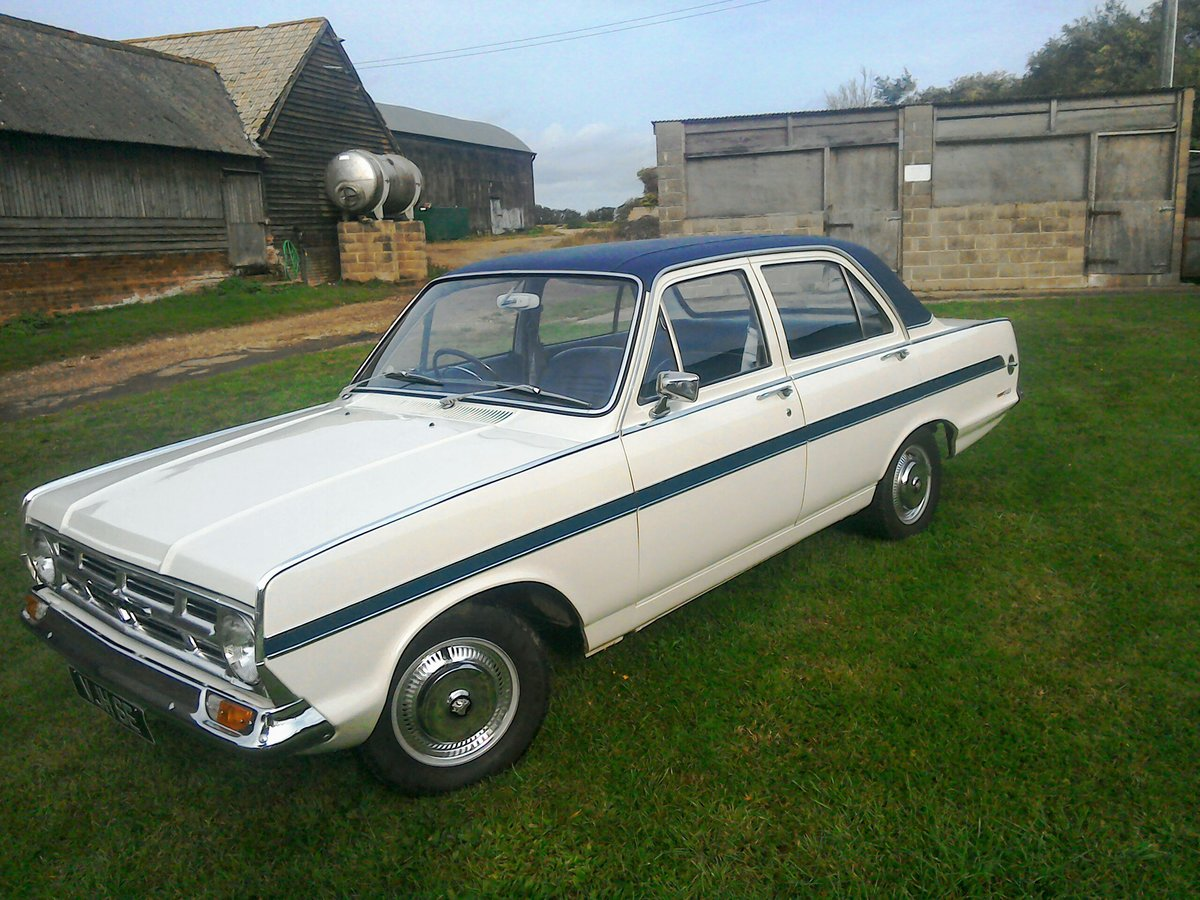 1967 Vauxhall Victor Vx 490 For Sale (picture 1 of 6)