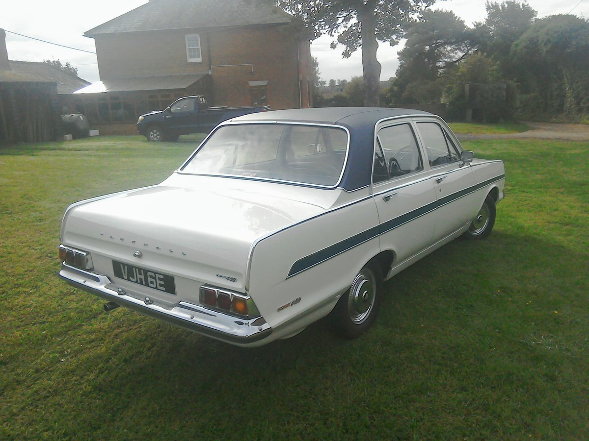 1967 Vauxhall Victor Vx 490 For Sale (picture 2 of 6)