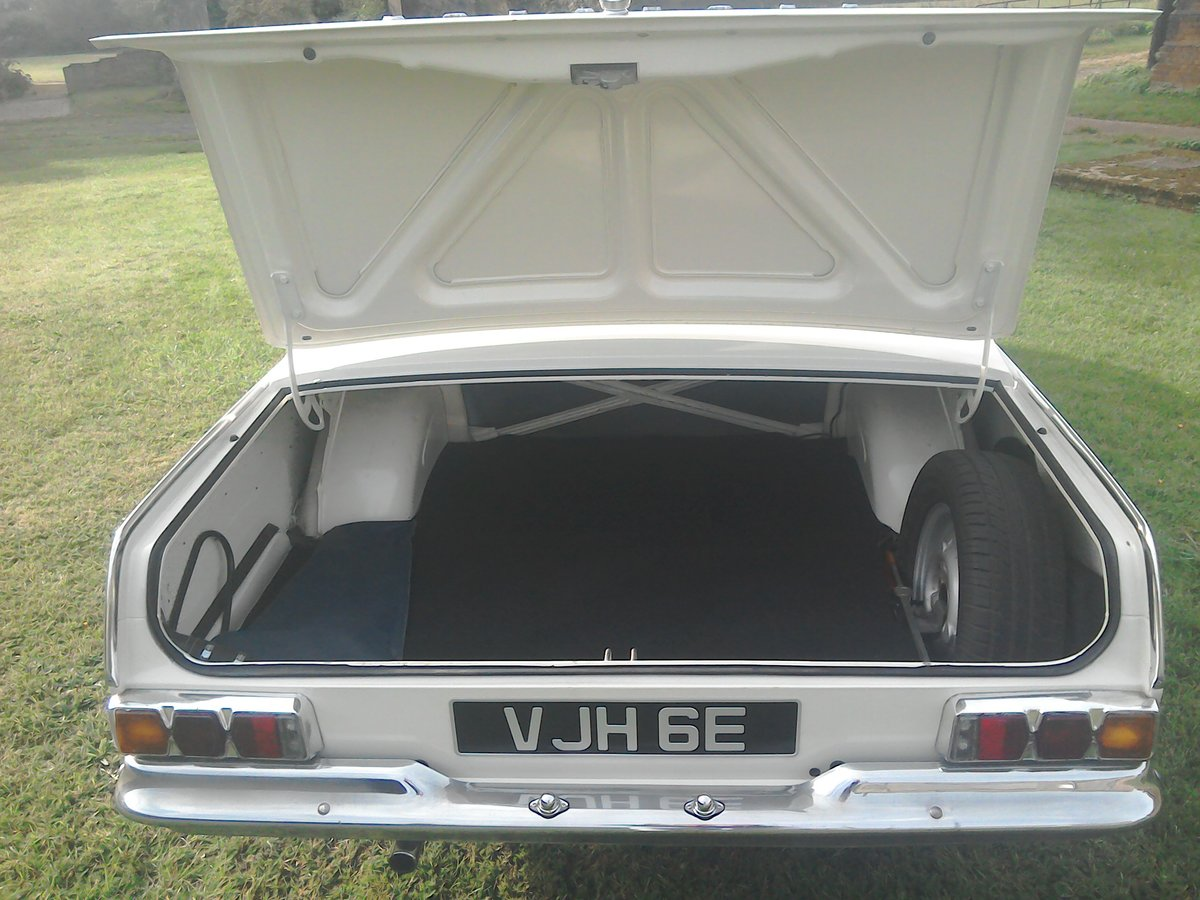 1967 Vauxhall Victor Vx 490 For Sale (picture 6 of 6)