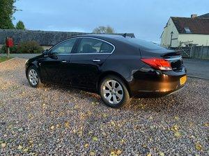 Vauxhall insignia 2l diesel low milage one owner!