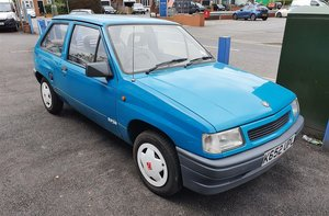 Picture of 1992 VAUXHALL NOVA SPIN For Sale by Auction