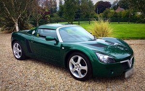 VAUXHALL VX220 ROADSTER JUST 32K MILES STUNNING - PX