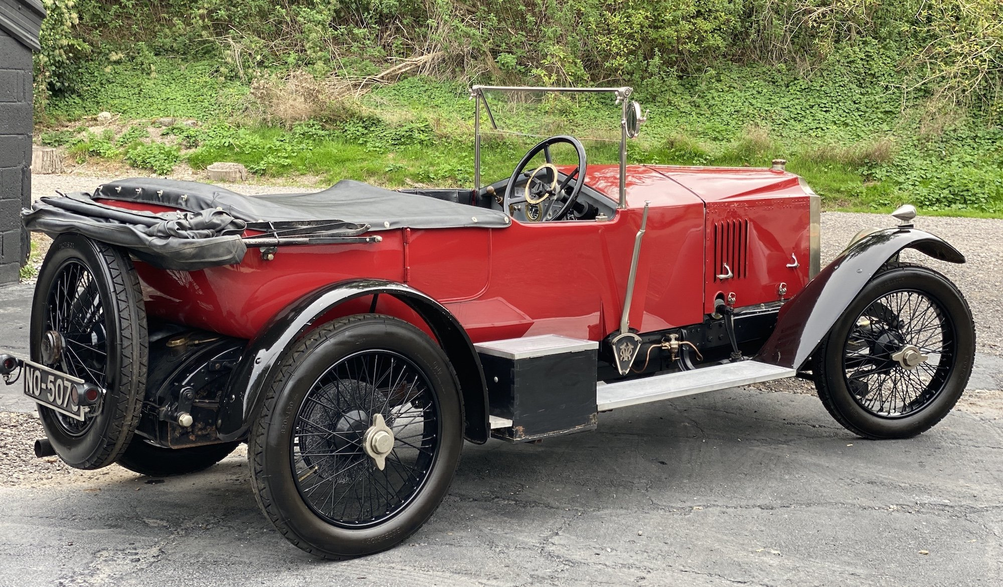 1921 Vauxhall 30/98 'E' Type For Sale (picture 2 of 24)