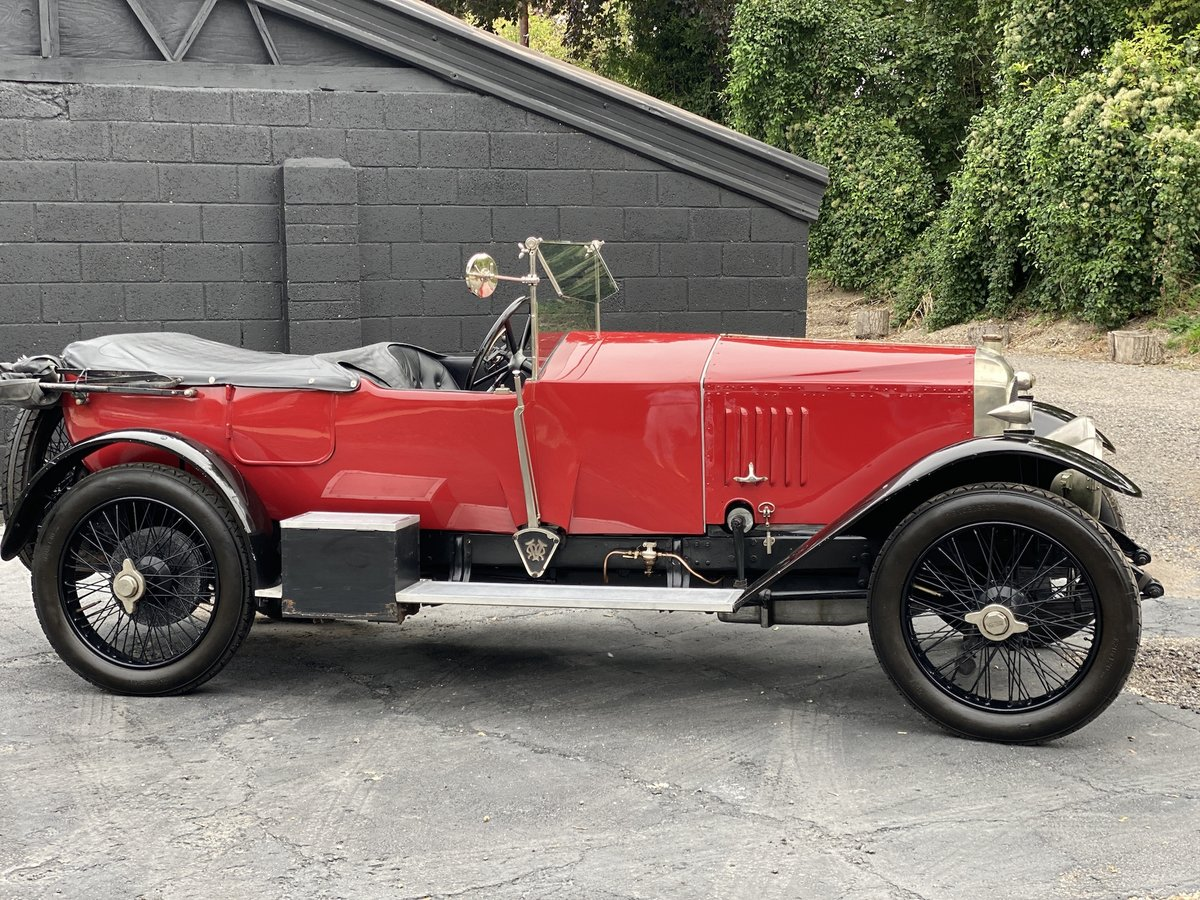 1921 Vauxhall 30/98 'E' Type For Sale (picture 3 of 24)
