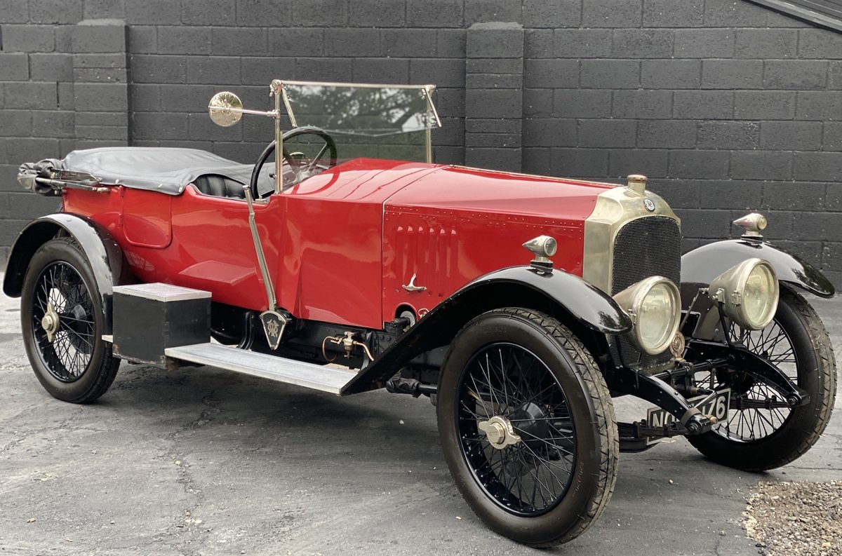 1921 Vauxhall 30/98 'E' Type For Sale (picture 4 of 24)