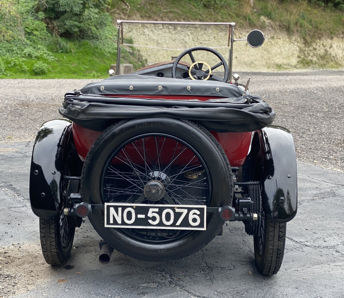 1921 Vauxhall 30/98 'E' Type For Sale (picture 6 of 24)