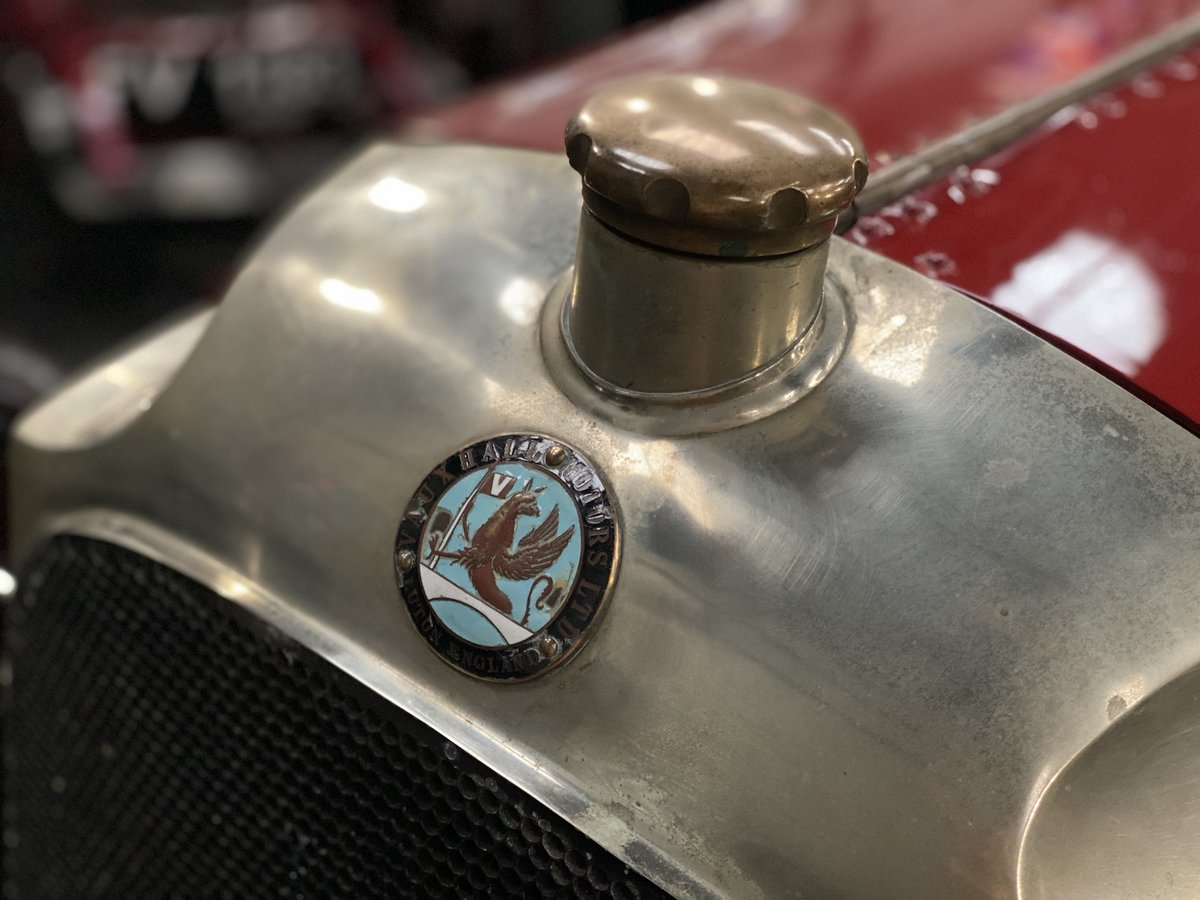 1921 Vauxhall 30/98 'E' Type For Sale (picture 7 of 24)