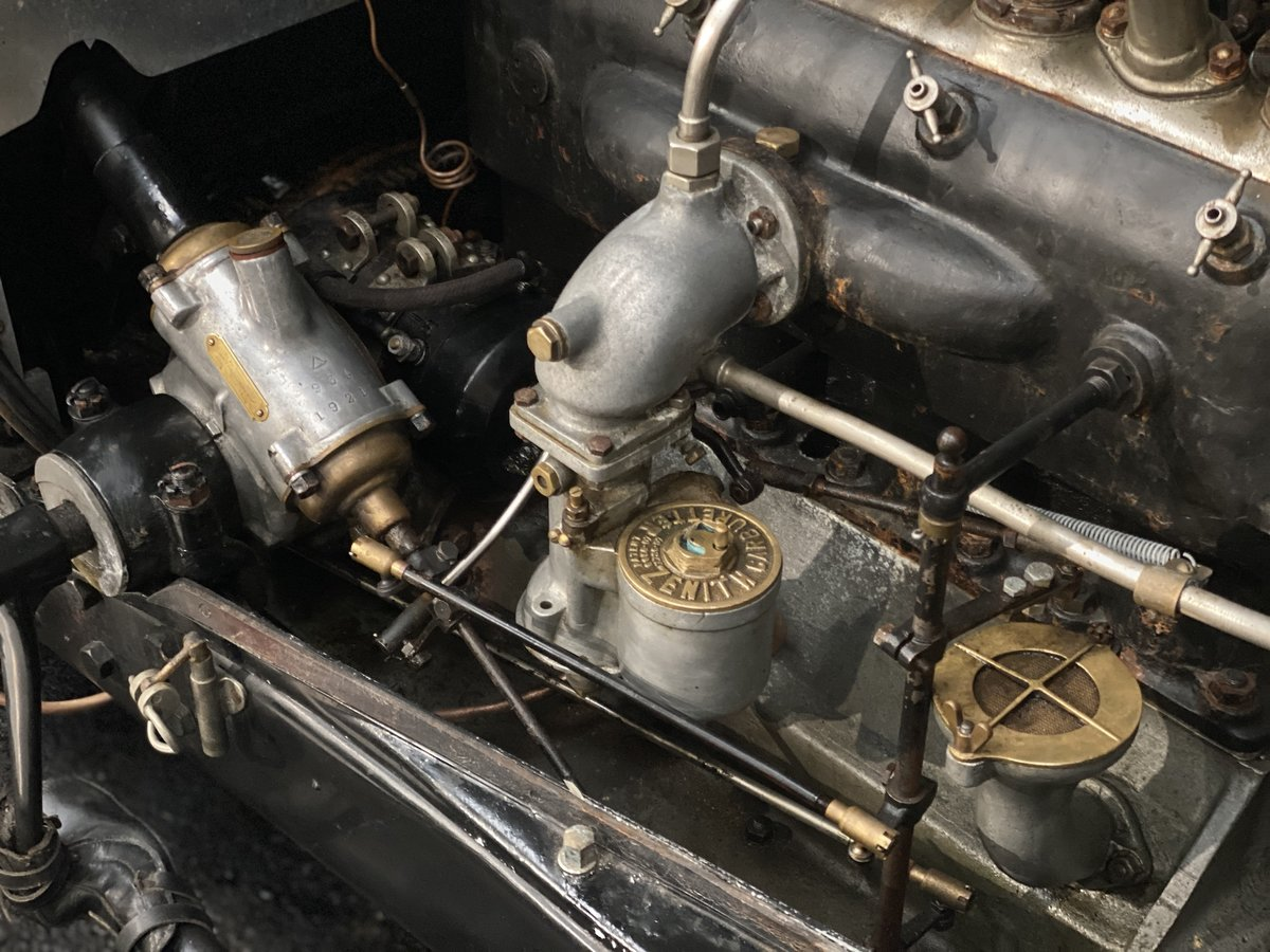 1921 Vauxhall 30/98 'E' Type For Sale (picture 8 of 24)