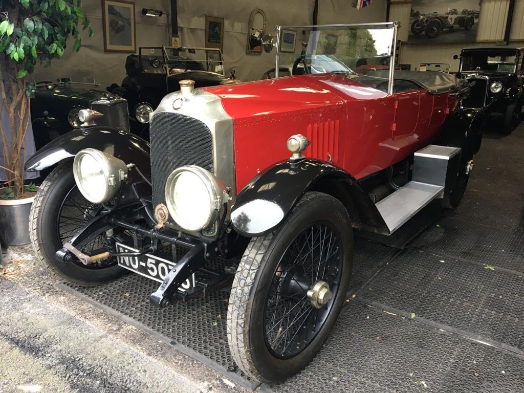 1921 Vauxhall 30/98 'E' Type For Sale (picture 10 of 24)