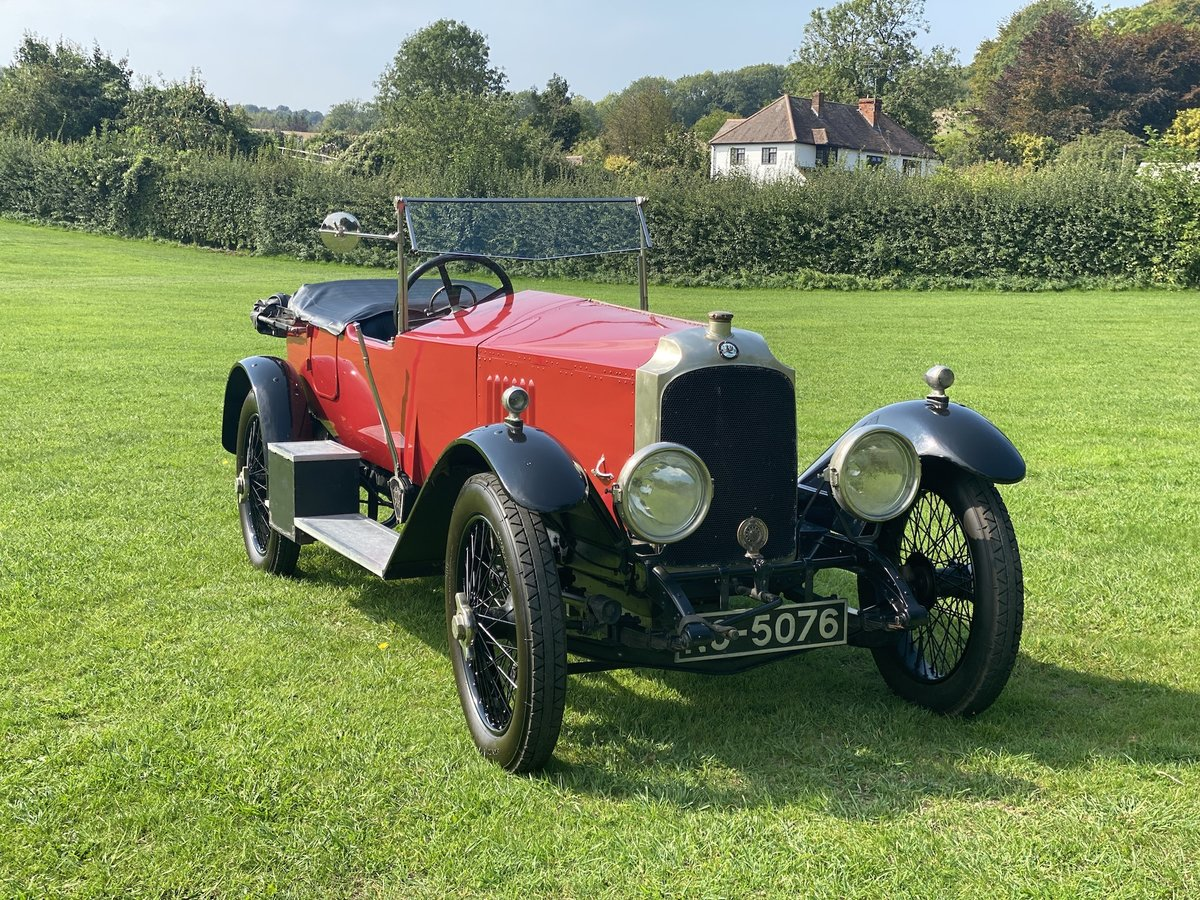 1921 Vauxhall 30/98 'E' Type For Sale (picture 11 of 24)