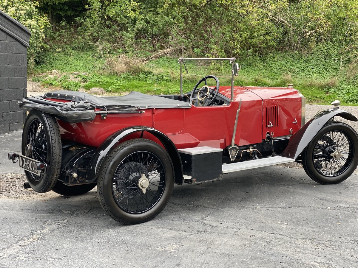 1921 Vauxhall 30/98 'E' Type For Sale (picture 13 of 24)