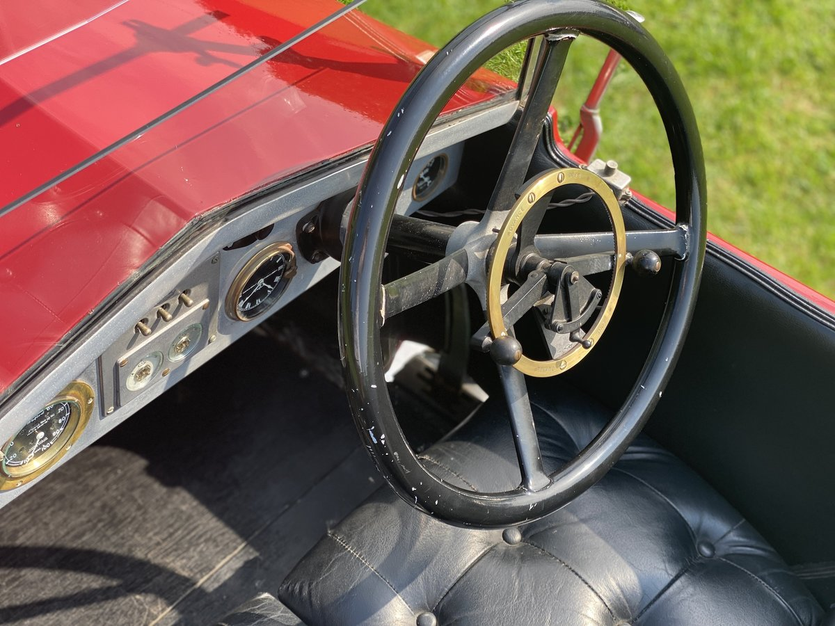 1921 Vauxhall 30/98 'E' Type For Sale (picture 14 of 24)