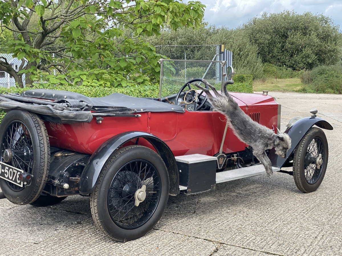 1921 Vauxhall 30/98 'E' Type For Sale (picture 16 of 24)