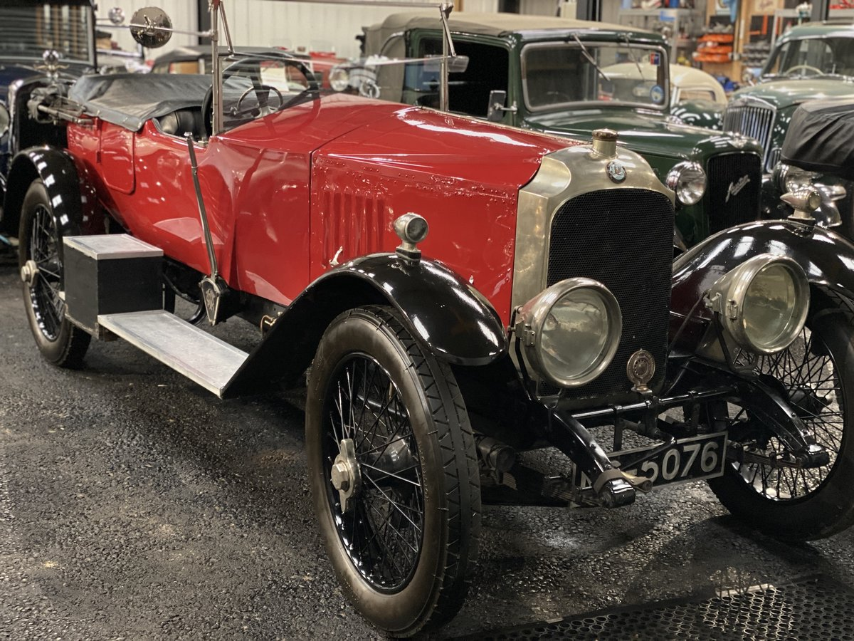 1921 Vauxhall 30/98 'E' Type For Sale (picture 18 of 24)