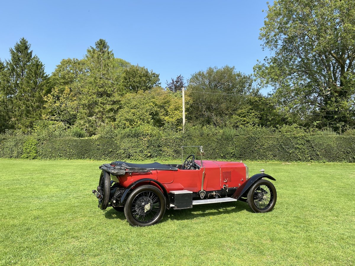 1921 Vauxhall 30/98 'E' Type For Sale (picture 20 of 24)