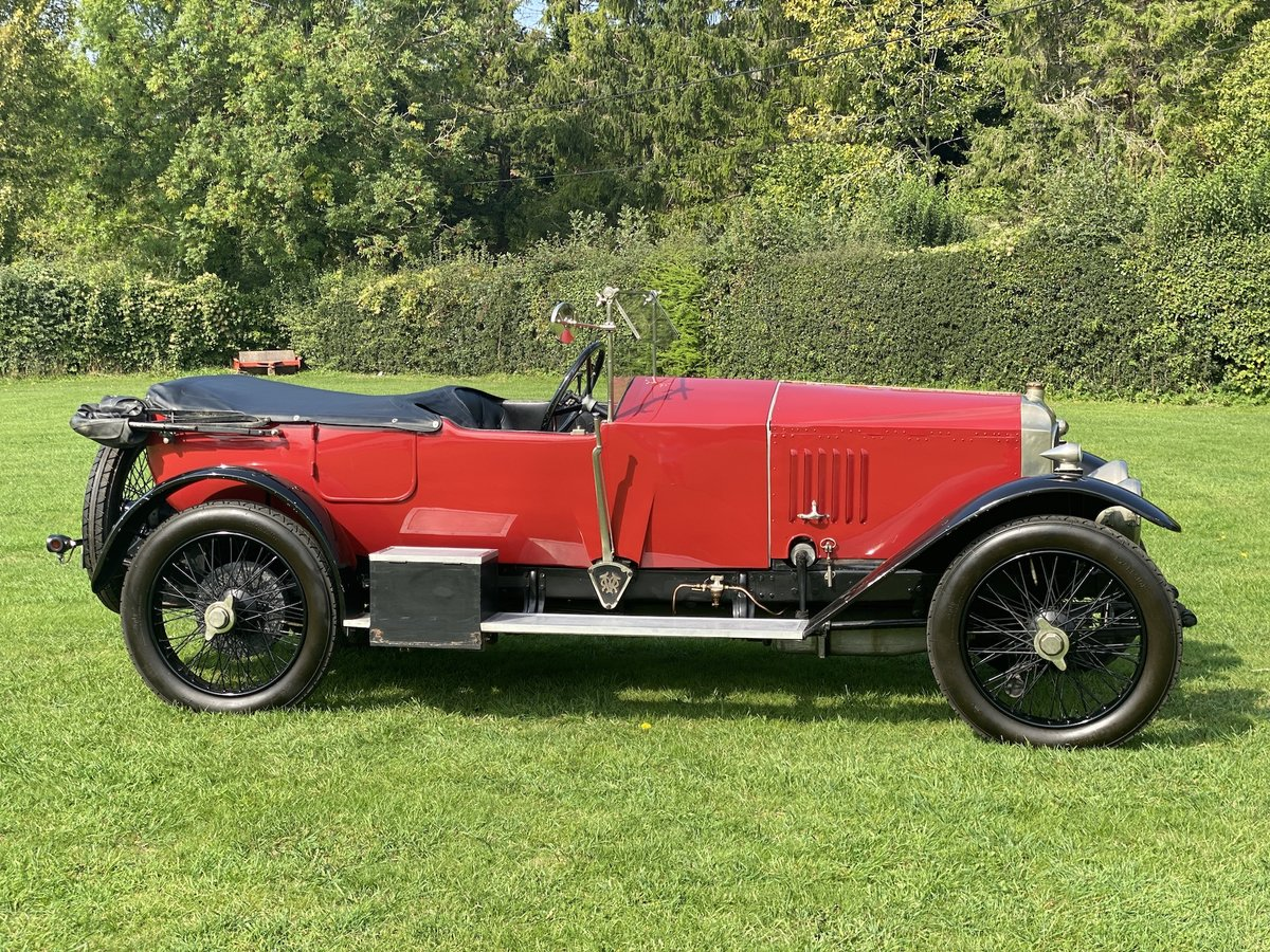 1921 Vauxhall 30/98 'E' Type For Sale (picture 21 of 24)