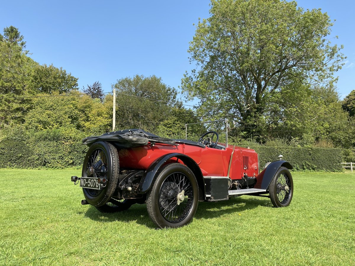 1921 Vauxhall 30/98 'E' Type For Sale (picture 22 of 24)