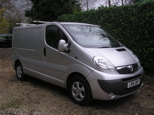 Picture of 2011 Vauxhall Vivaro 2.0 CDTi Sportive Panel Van For Sale