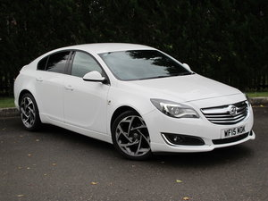 Picture of 2015 Vauxhall Insignia SRi VX Line 2.0CDTI Manual 5dr