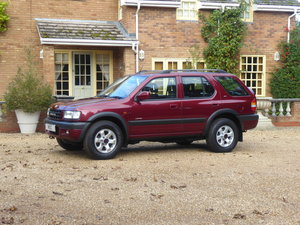 Vauxhall Frontera 3.2 V6 Manual Low Mileage + Full History