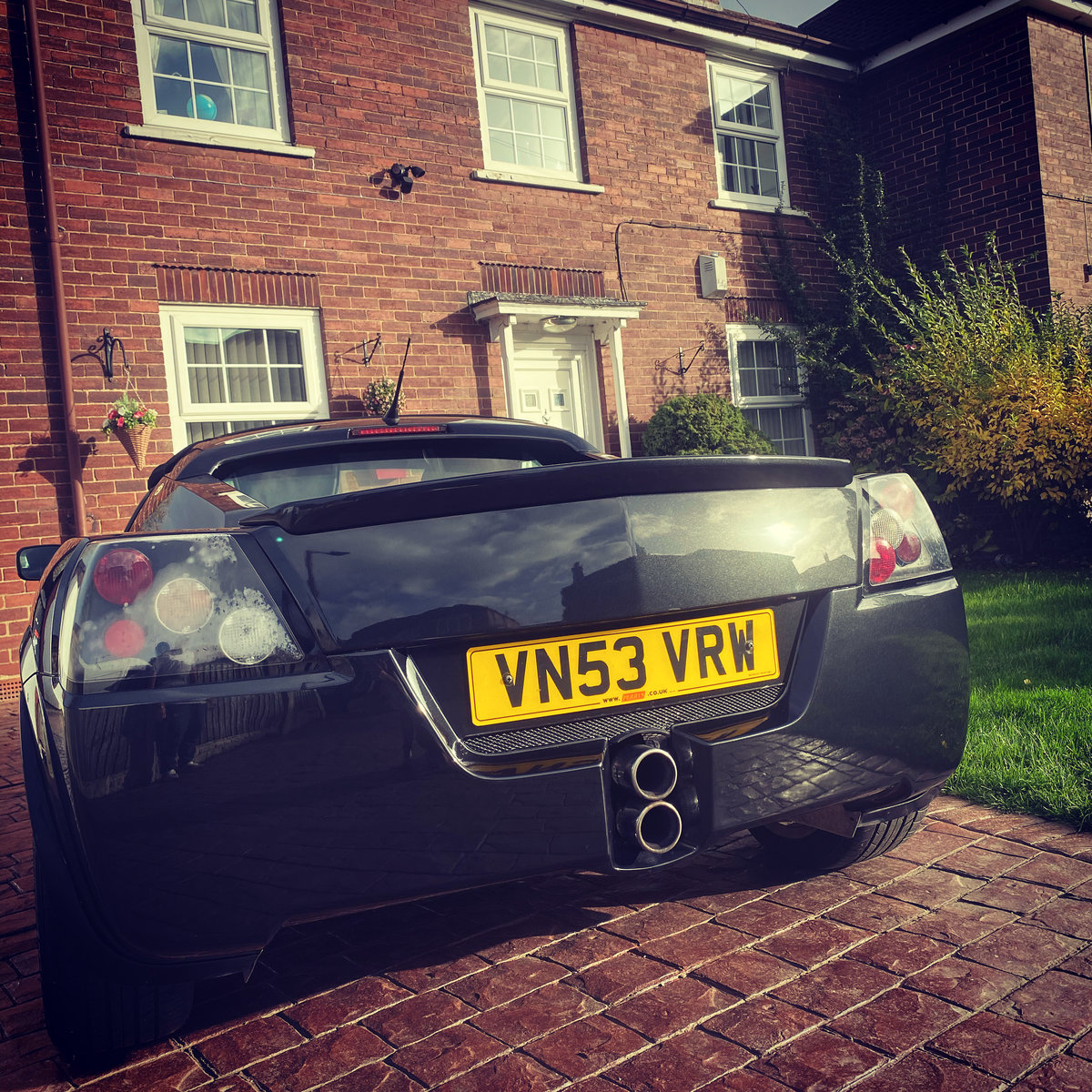 2003 Pristine Vauxhall VX220 turbo For Sale (picture 1 of 5)