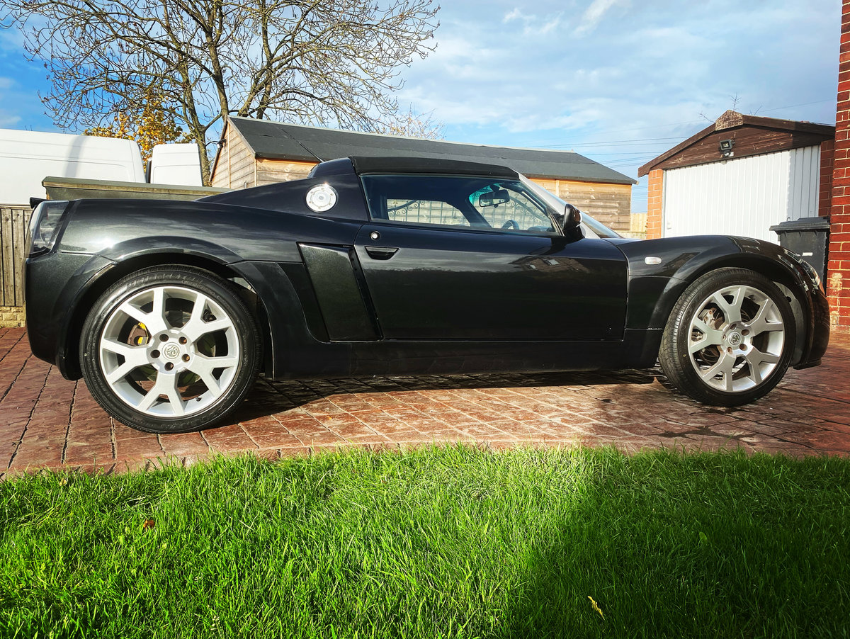 2003 Pristine Vauxhall VX220 turbo For Sale (picture 2 of 5)