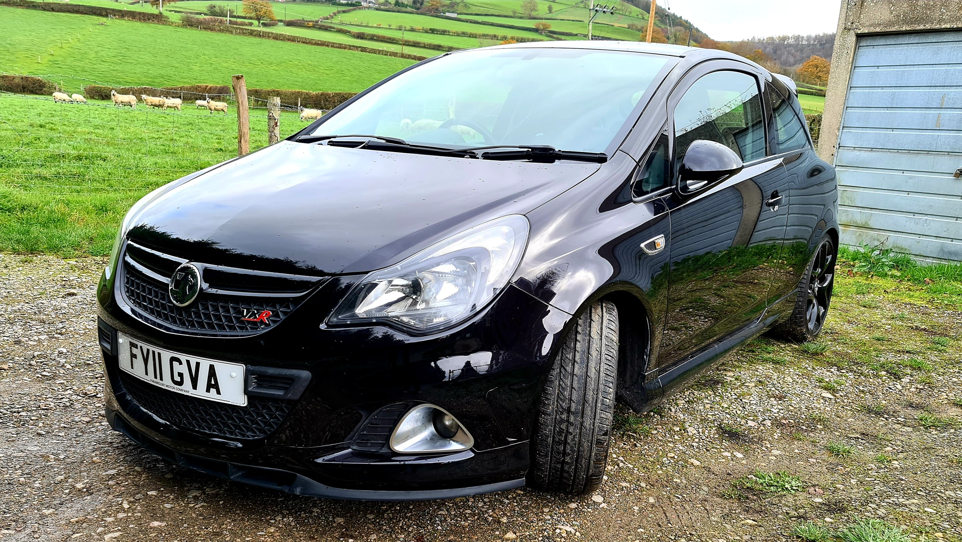 Black Friday offer Vauxhall Corsa VXR Serviced & MOT