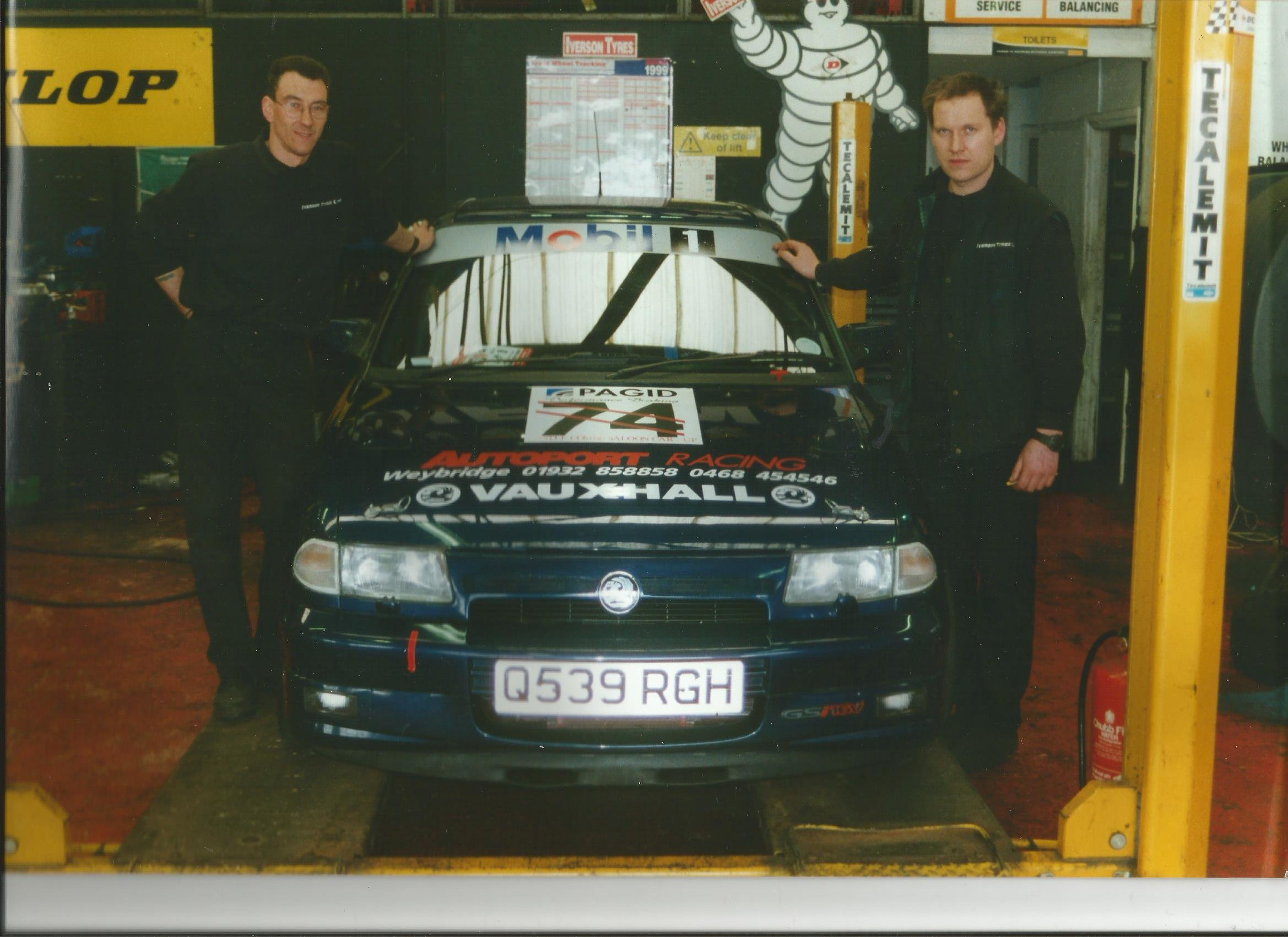 Picture of 1995 Classic Race Car Vauxhall Astra Mk3 GSi GrpN/A
