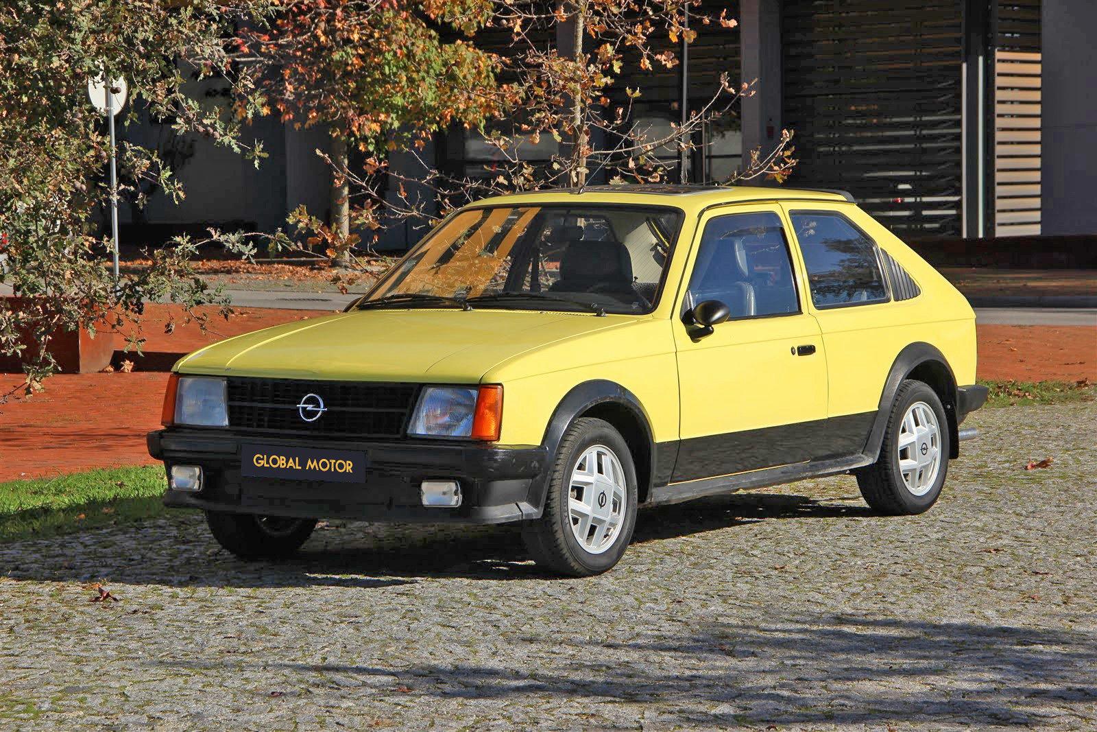 1981 Vauxhall Astra 1.3 SR | Opel Kadett 1.3 SR For Sale (picture 1 of 6)