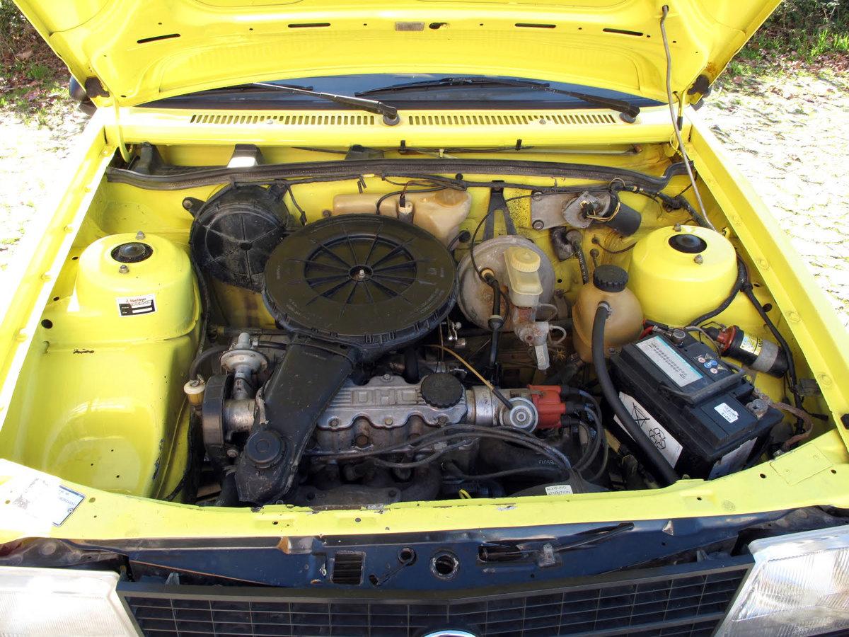 1981 Vauxhall Astra 1.3 SR | Opel Kadett 1.3 SR For Sale (picture 6 of 6)