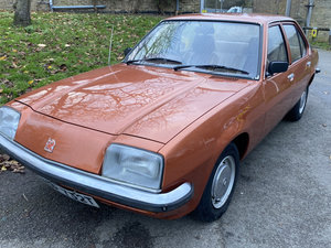 Picture of 1979 VAUXHALL CAVALIER MK 1 1.6 L