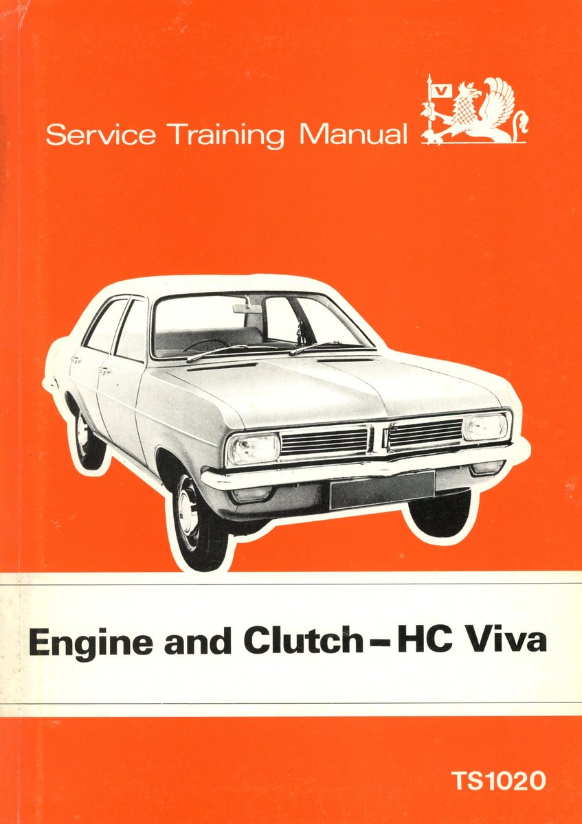 Picture of 1970 Service Manual For Sale