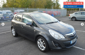 2011 Corsa Sxi AC 70,766 Miles for auction 25th