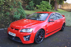 VAUXHALL VXR8 4 DOOR SALOON