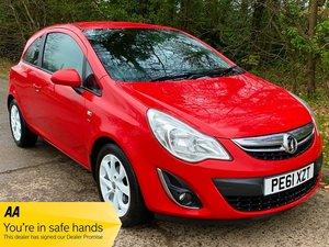 Picture of 2011 Vauxhall Corsa 1.2 SXI 3 Door - 56,800 miles!