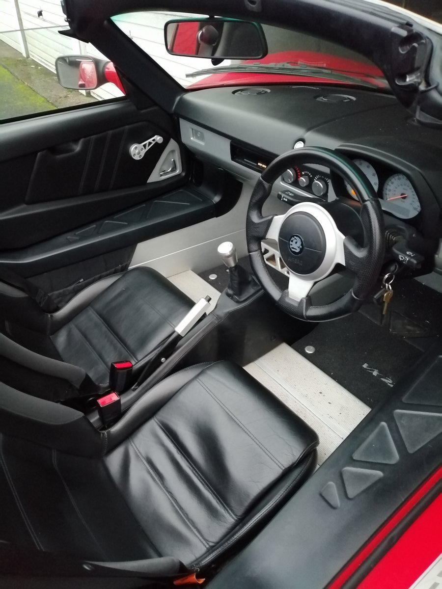 2004 Vauxhall vx 220 turbo For Sale (picture 2 of 3)