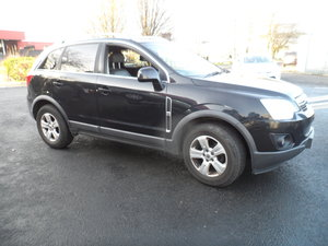Picture of 2013 13 PLATE VAUXHALL ANTARA 2.2cc 6 SPEED MANAUL 2 W DRIVE 68K For Sale