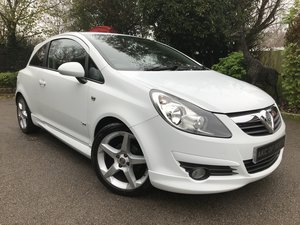 Picture of 2010 Vauxhall Corsa 1.4 i 16v SRi 3dr (a/c) SOLD