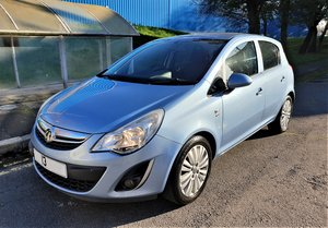VAUXHALL CORSA 1.2 ENERGY AC, MOT JULY 21,