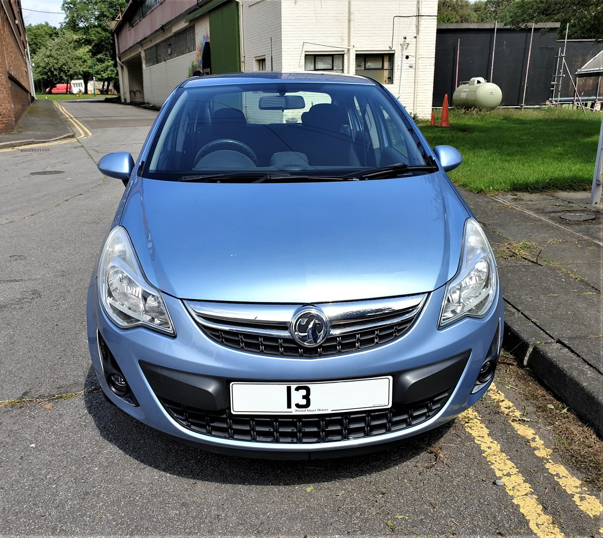 2013 VAUXHALL CORSA 1.2 ENERGY AC, MOT JULY 21, For Sale (picture 6 of 12)