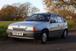 Picture of Vauxhall Astra LX 1991 - To be auctioned 26-03-21 For Sale by Auction