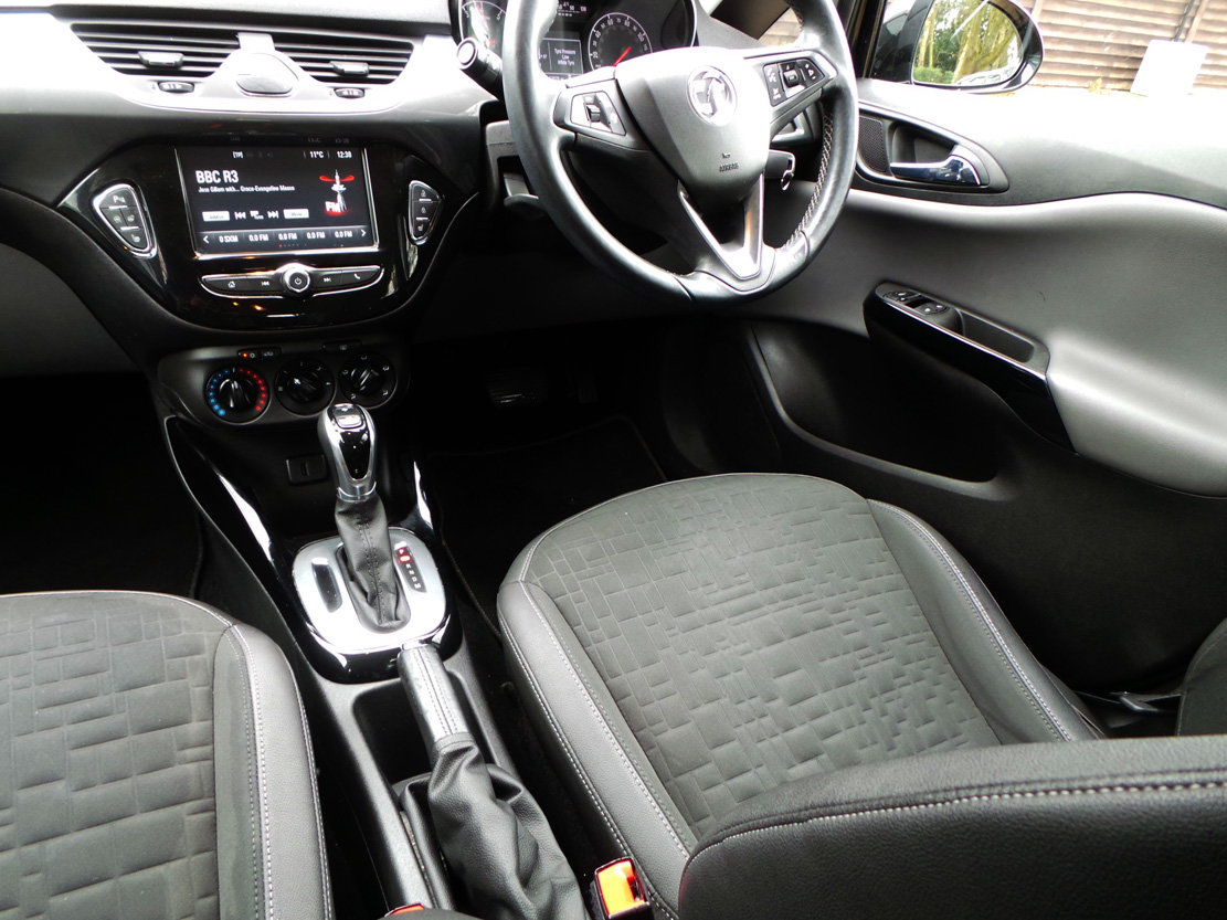 2016 Vauxhall Corsa 1.4 SE Auto 5 Door For Sale (picture 4 of 12)
