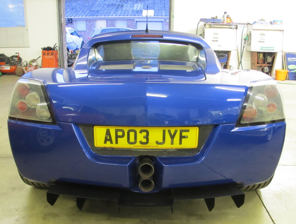2003 Vauxhall VX220 For Sale (picture 5 of 11)