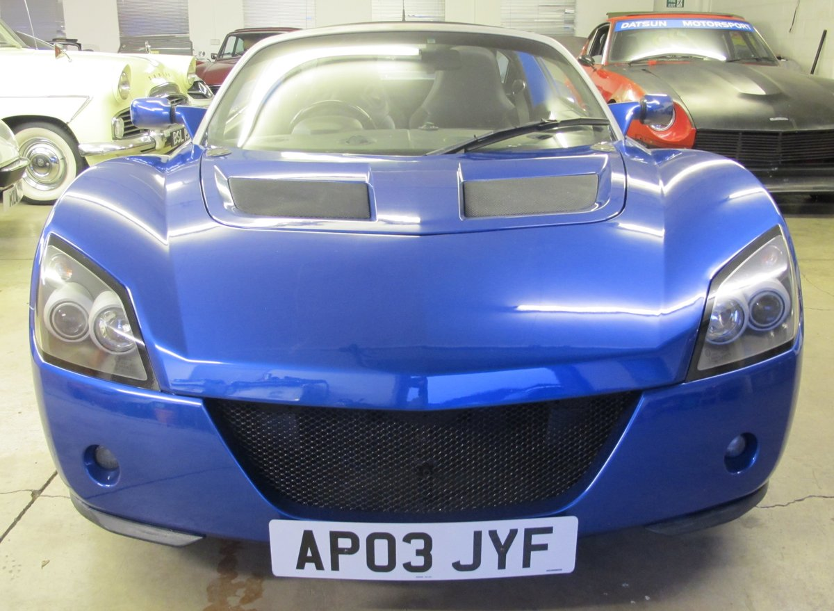 2003 Vauxhall VX220 For Sale (picture 8 of 11)