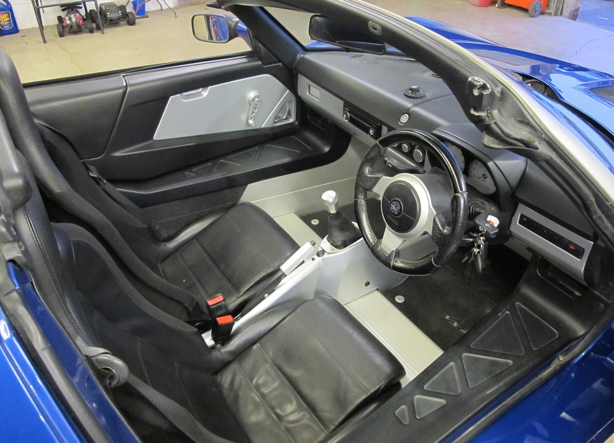 2003 Vauxhall VX220 For Sale (picture 9 of 11)