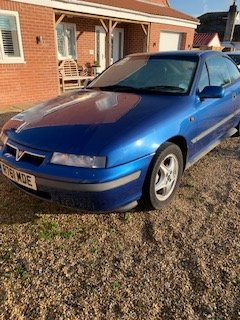 Picture of 1997 Calibra Full service History 3 owners from new For Sale