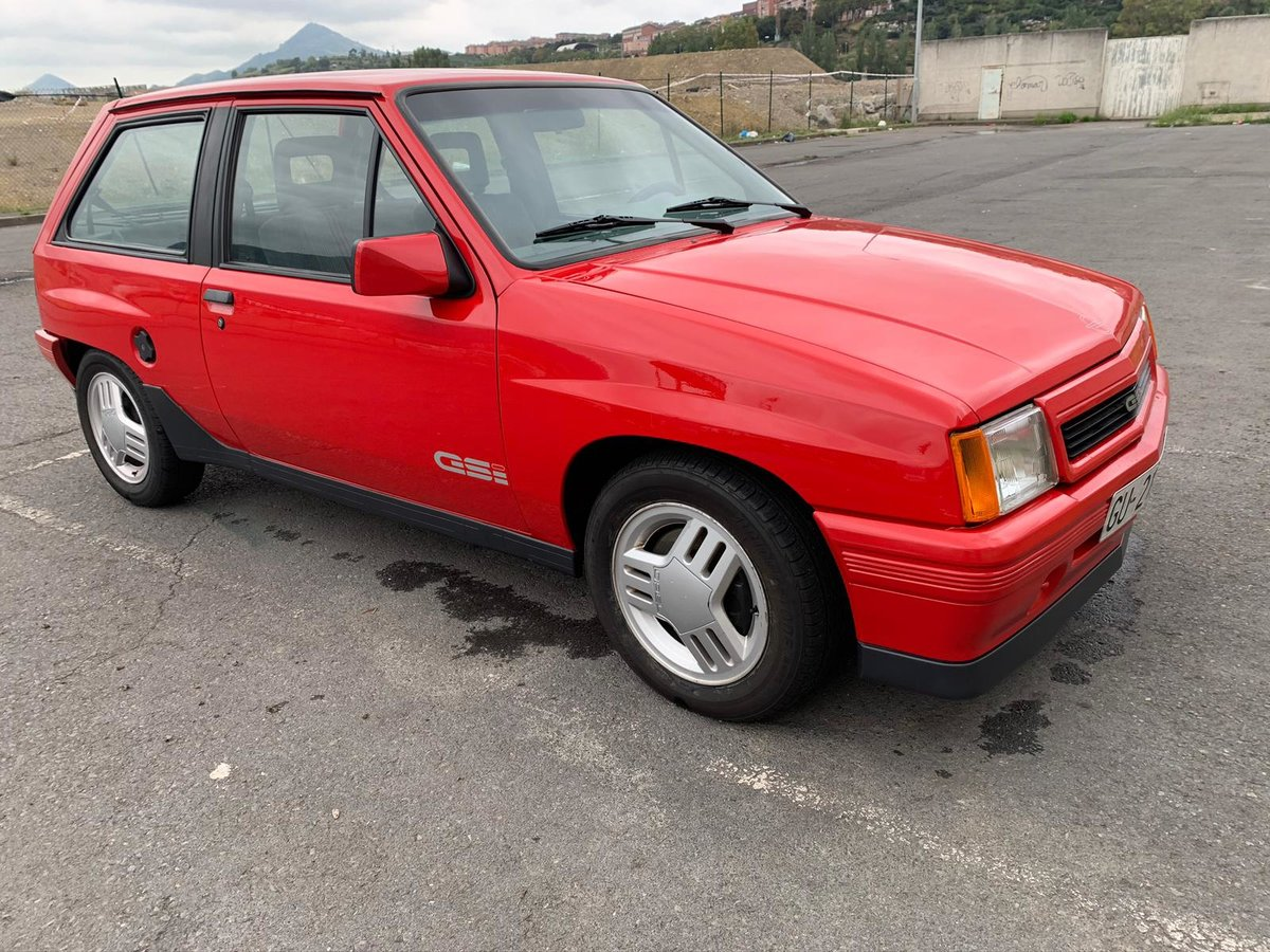 Picture of 1991 Stunning and original Nova GTE For Sale