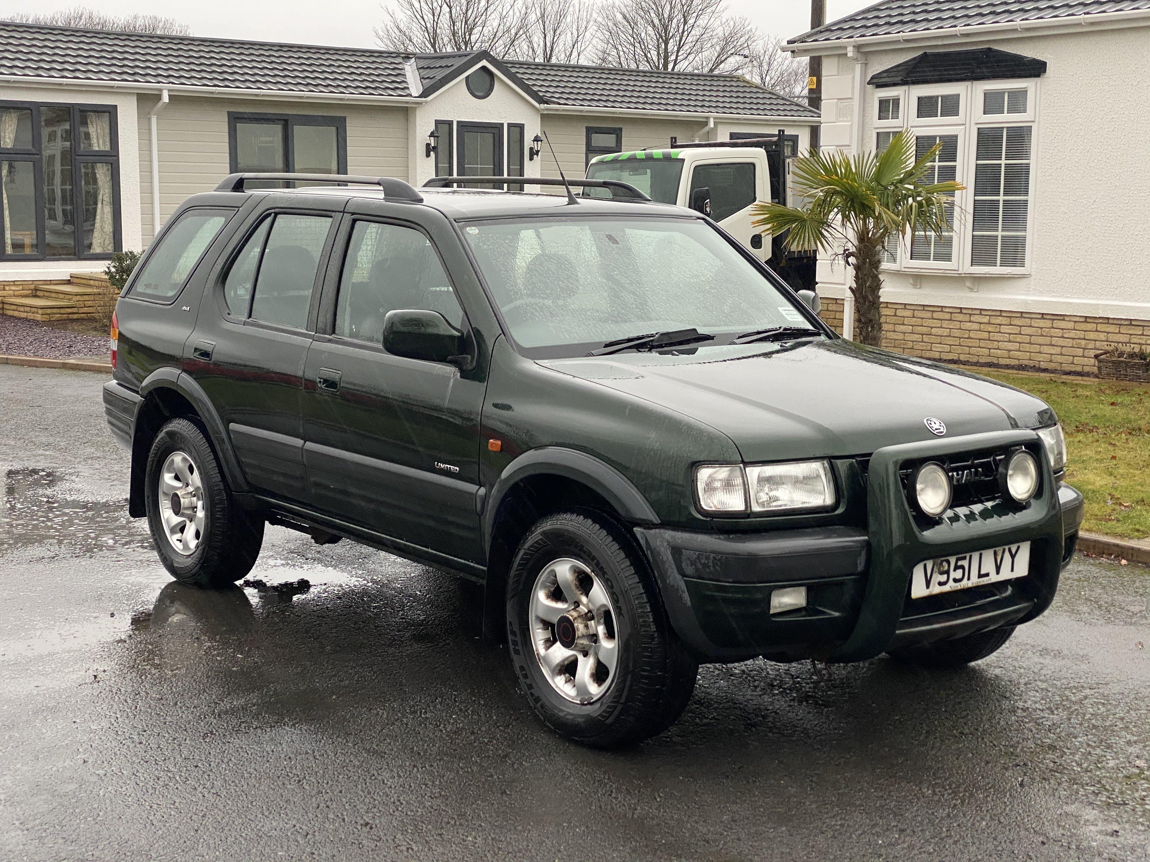 Vauxhall Frontera 3.2 V6