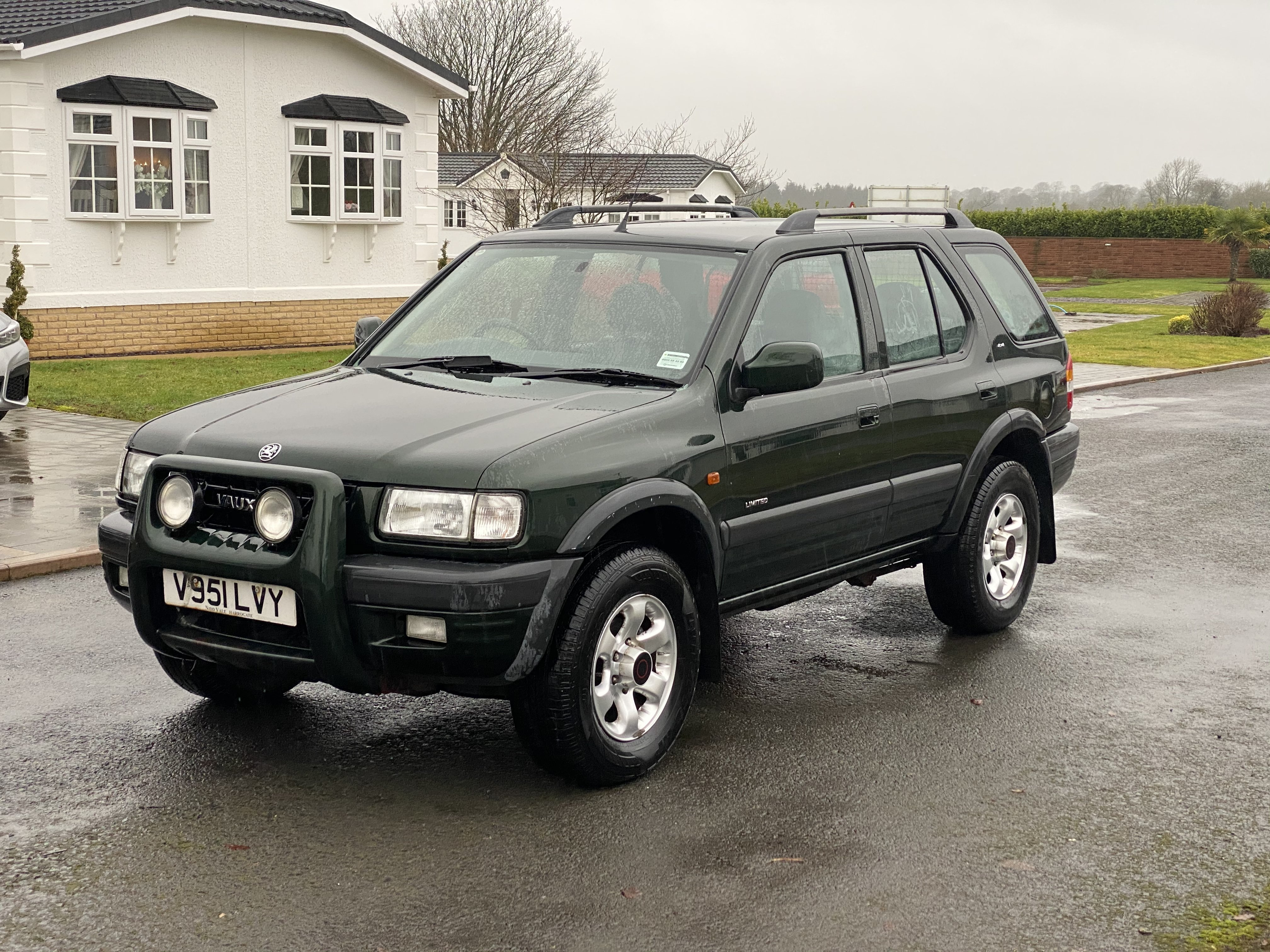 1999 Vauxhall Frontera 3.2 V6 For Sale (picture 2 of 6)